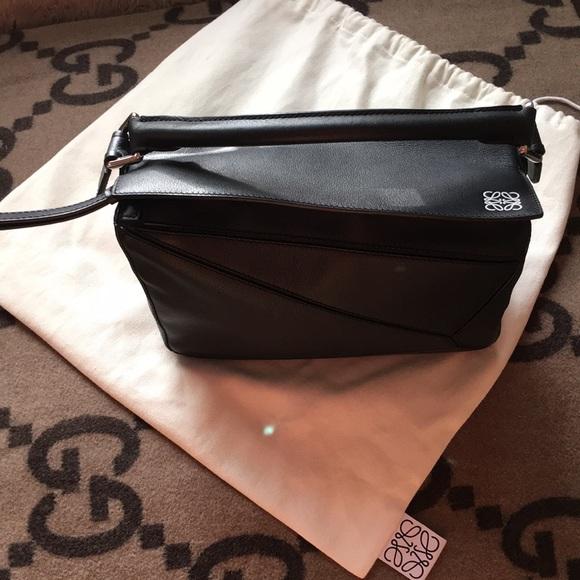 b8ba965fb6c Loewe Bags   Puzzle Small Handbag   Poshmark